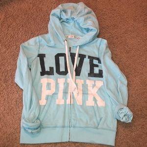 PINK Victoria's Secret Jackets & Coats - PINK full zip